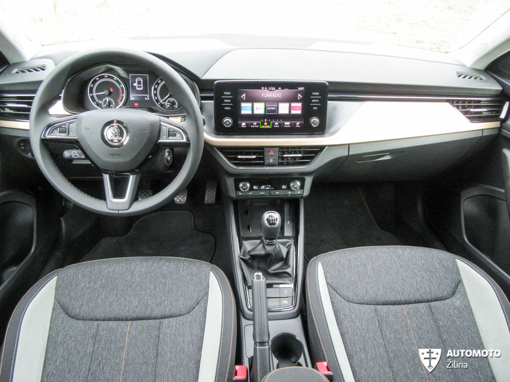FOTO: Redakčný test nového modelu Škoda Scala, foto 33