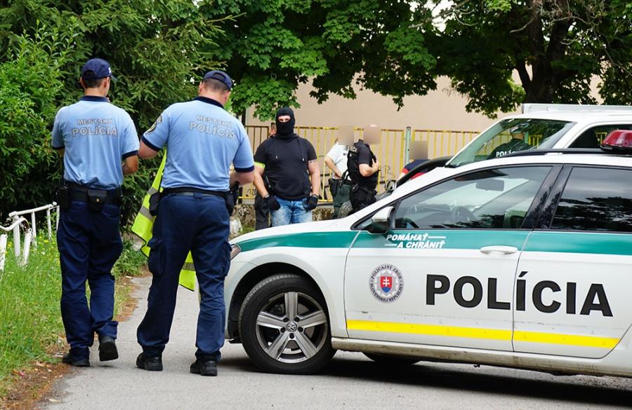 Úspešná akcia žilinskej polície zameraná na drogy 21.6.2019, foto 3