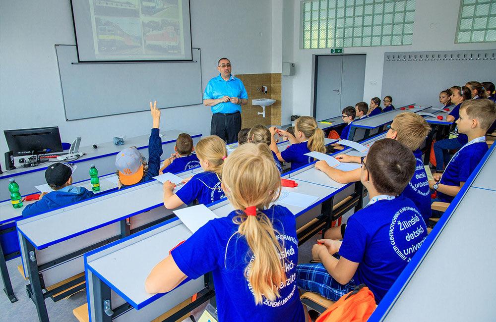Žilinská detská univerzita 2019