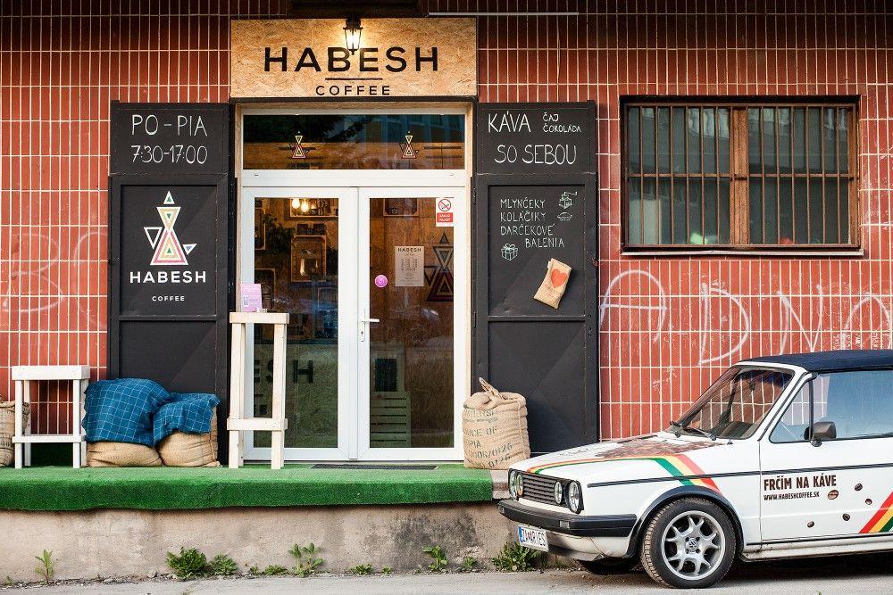 Habehs Coffee Žilina, foto 2