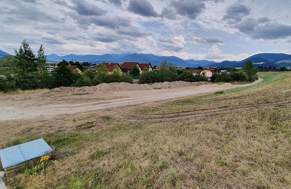 Budovanie nového parkoviska na Vodnom diele pri obci Mojš, foto 3