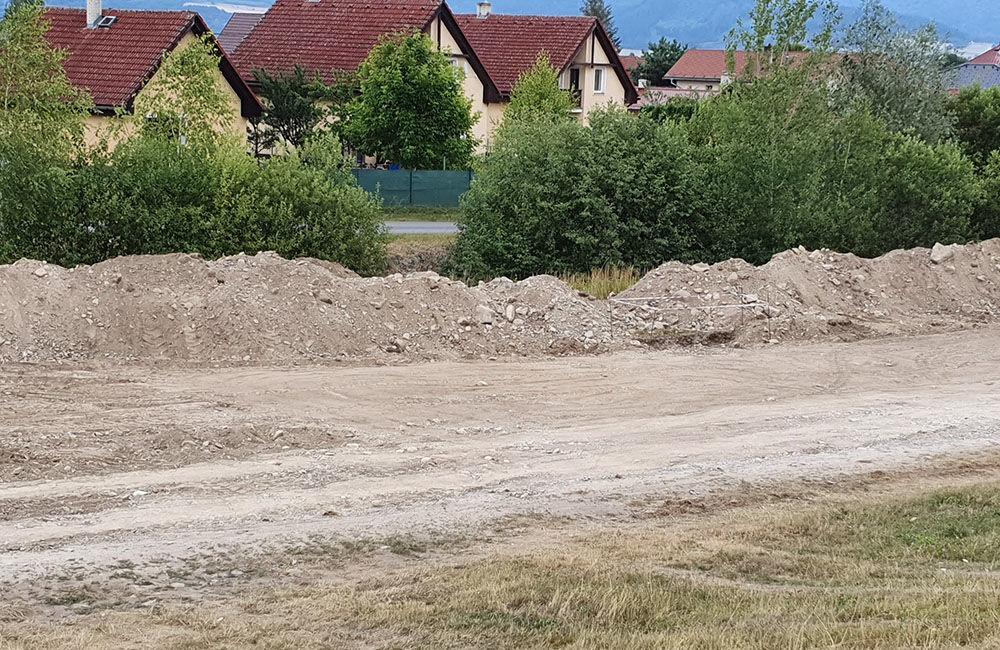 Budovanie nového parkoviska na Vodnom diele pri obci Mojš, foto 5