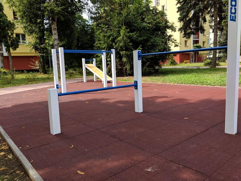 Workout ihrisko Hliny Žilina areál internátov UNIZA, foto 10