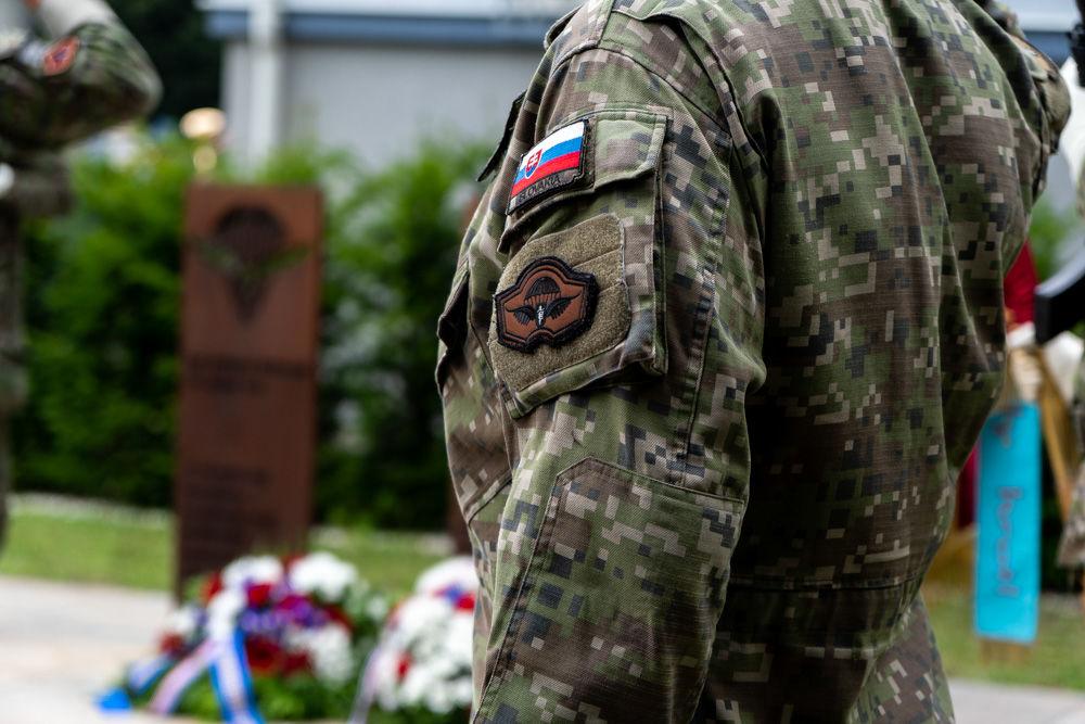 FOTO: Výmena veliteľa 5. pluku špeciálneho určenia v Žiline, foto 31
