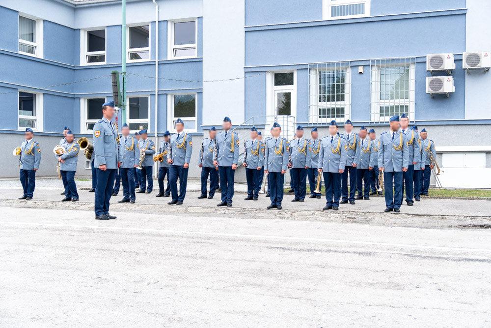 FOTO: Výmena veliteľa 5. pluku špeciálneho určenia v Žiline, foto 5