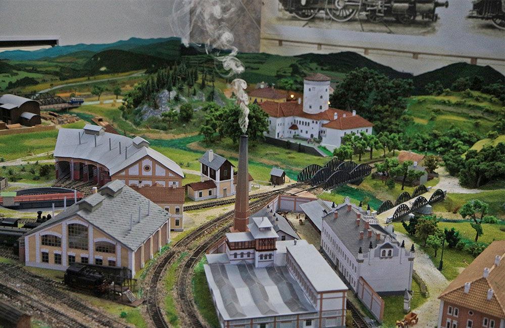 120. výročie otvorenia železničnej trate Žilina - Rajec, foto 1