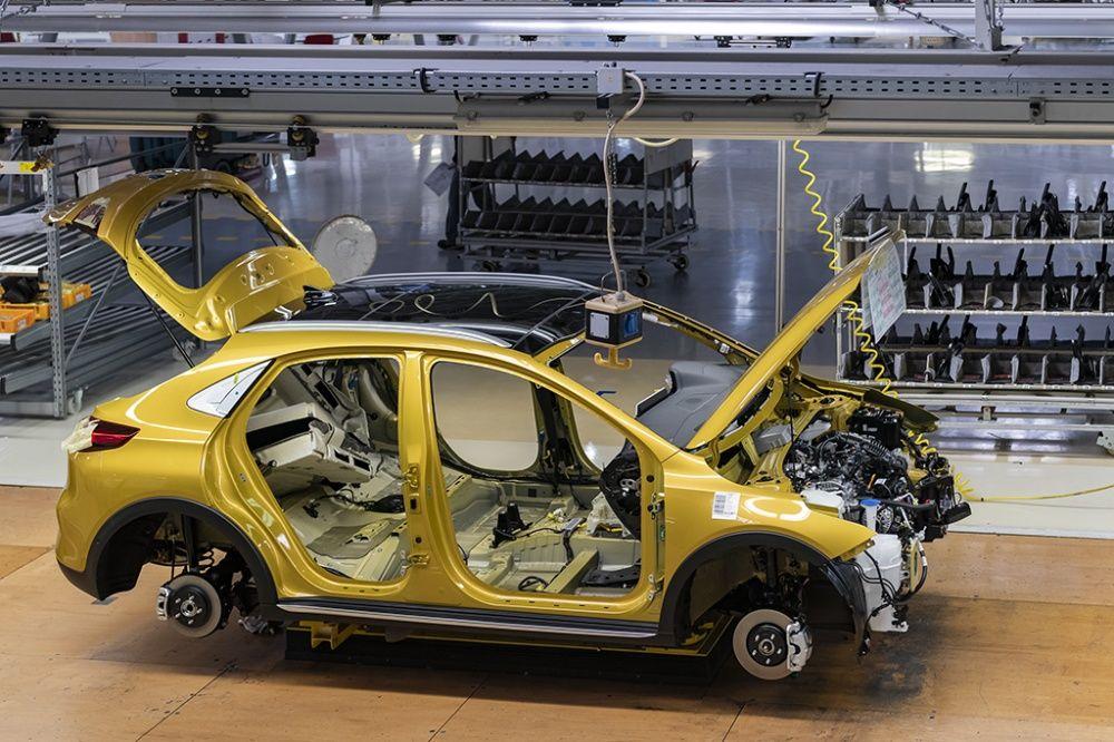 Spustenie výroby Kia XCeed 2019, foto 2