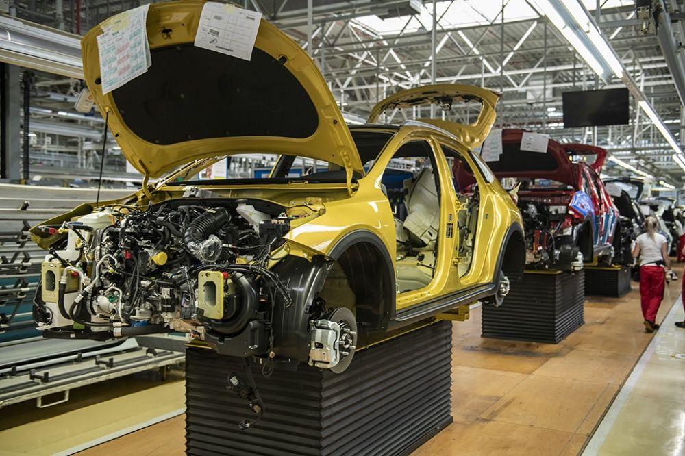 Spustenie výroby Kia XCeed 2019, foto 3