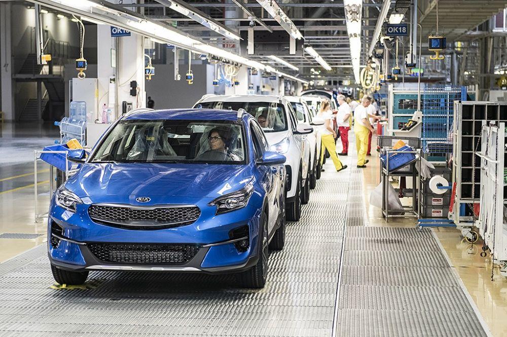 Spustenie výroby Kia XCeed 2019, foto 4