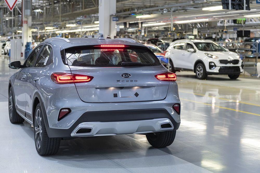 Spustenie výroby Kia XCeed 2019, foto 5
