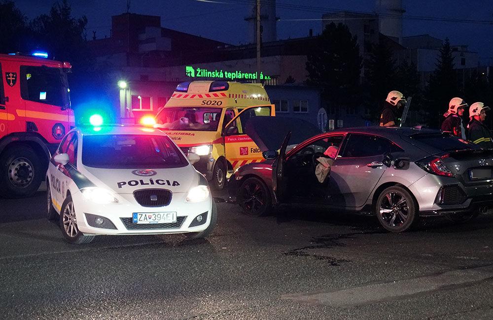 Dopravná nehoda Košická ulica 23.8.2019, foto 8