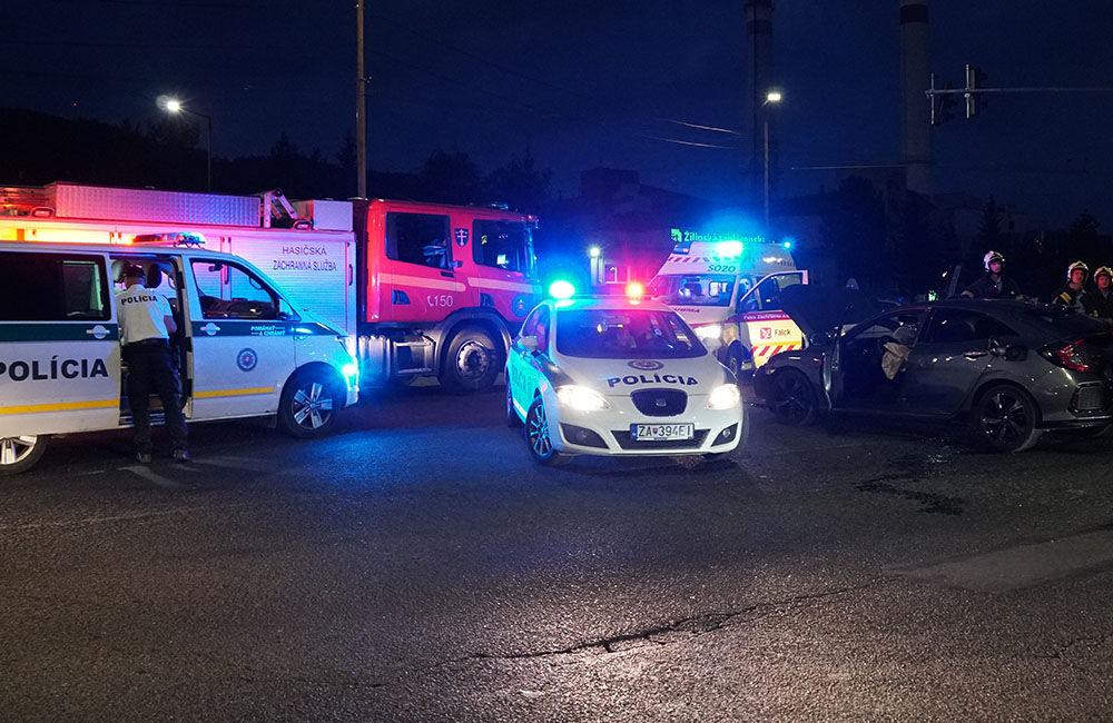 Dopravná nehoda Košická ulica 23.8.2019, foto 7