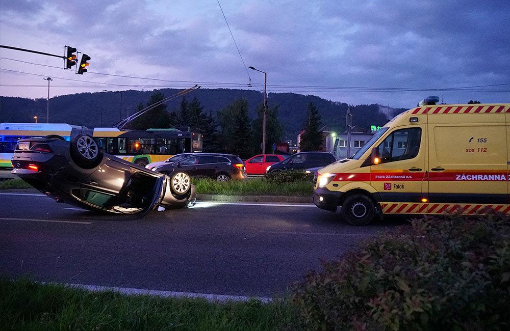Dopravná nehoda Košická ulica 23.8.2019, foto 5