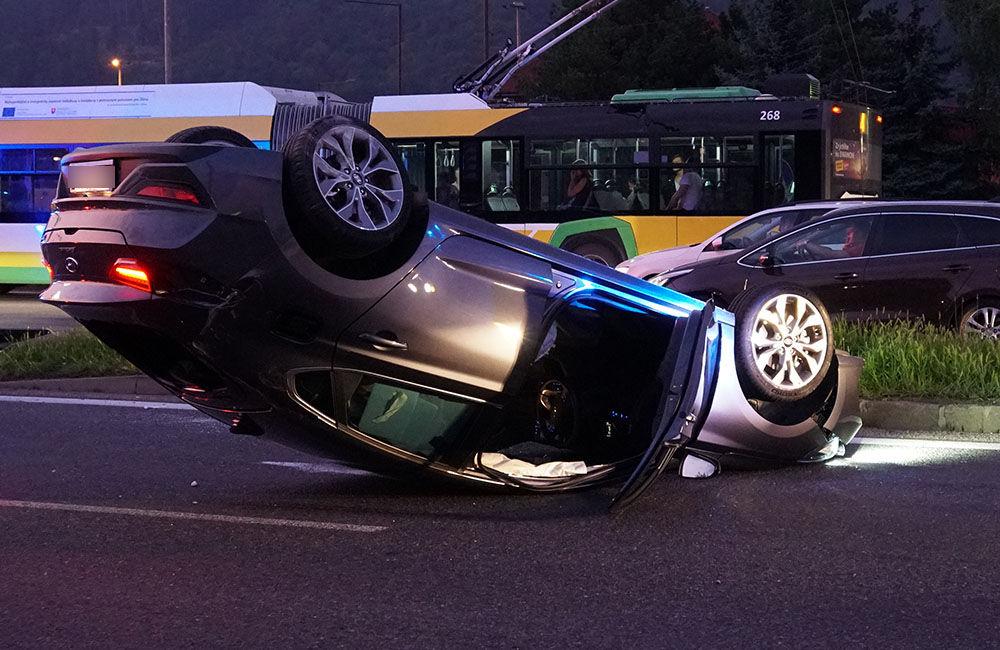 Dopravná nehoda Košická ulica 23.8.2019, foto 3