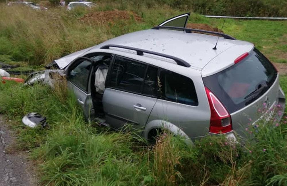FOTO: V nedeľu došlo na Orave k zrážke dvoch áut, pri nehode vyhasli štyri mladé životy, foto 2
