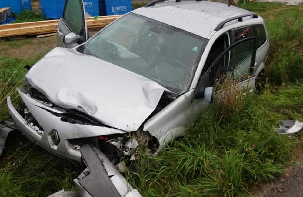 FOTO: V nedeľu došlo na Orave k zrážke dvoch áut, pri nehode vyhasli štyri mladé životy, foto 4