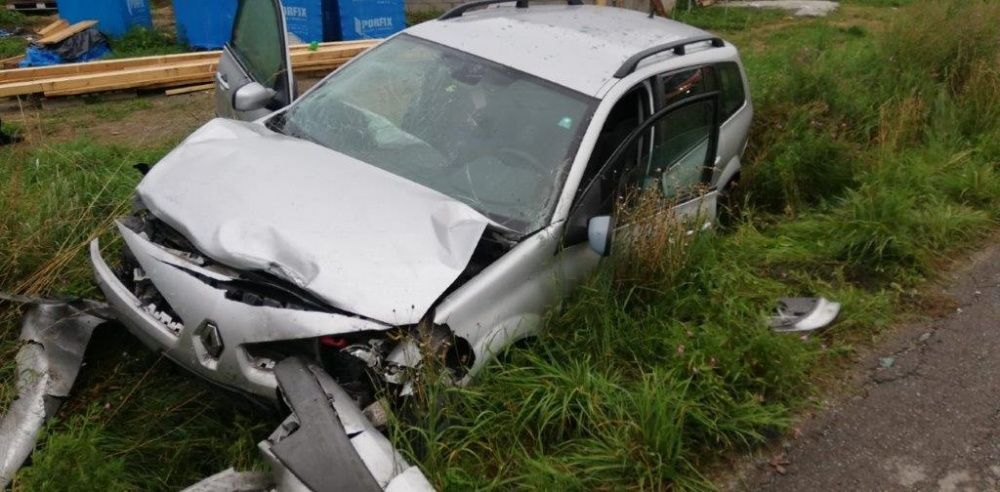Tragická dopravná nehoda v obci Zábiedovo 25.8.2019, foto 5