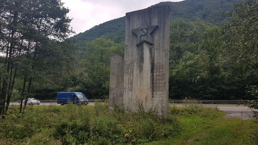Starostlivosť o pamätník SNP pri Dubnej Skale, foto 1