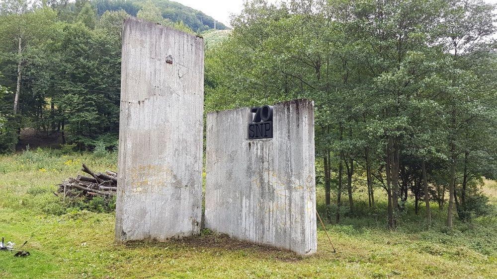 Starostlivosť o pamätník SNP pri Dubnej Skale, foto 6