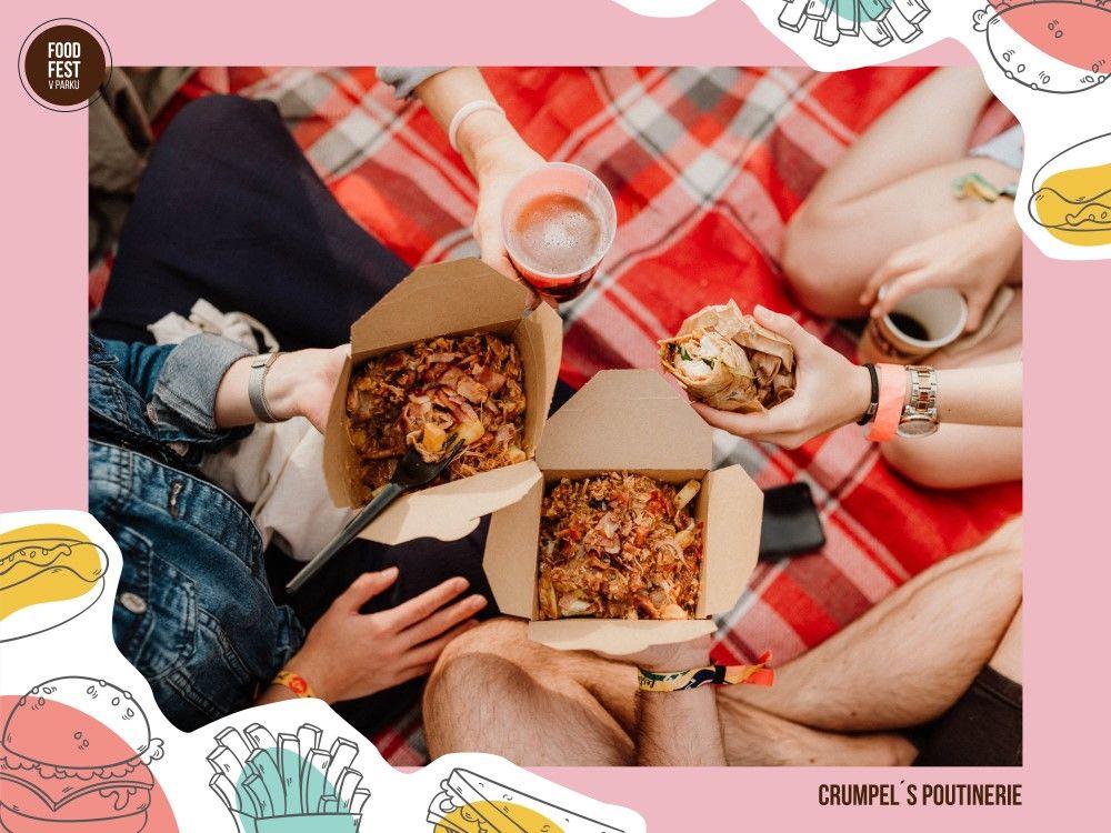 FOOD FEST v parku 2019 - vystavovatelia, foto 2