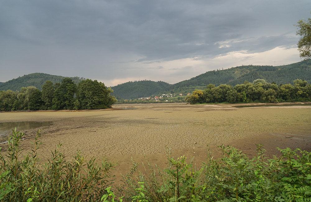 FOTO: Vypustený derivačný kanál Hričov - Mikšová - Považská Bystrica, foto 7