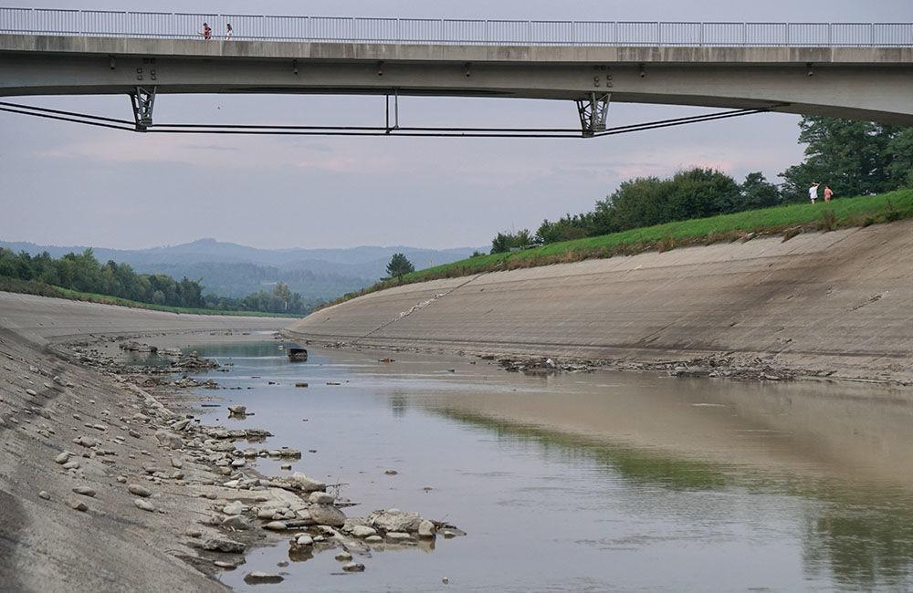 FOTO: Vypustený derivačný kanál Hričov - Mikšová - Považská Bystrica, foto 18