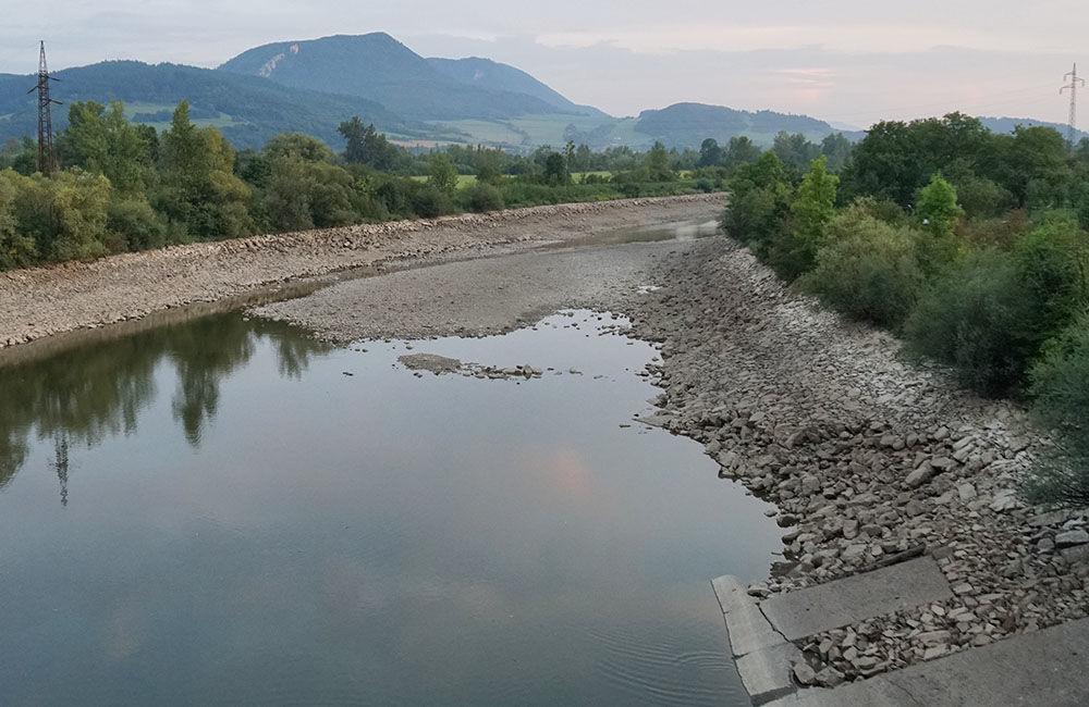 FOTO: Vypustený derivačný kanál Hričov - Mikšová - Považská Bystrica, foto 20
