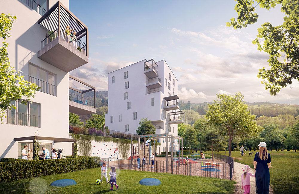 Kamence v Kysuckom Novom Meste oslávia otvorenie vzorového bytu