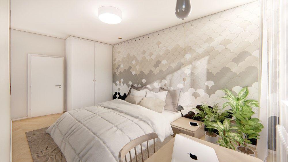 Rezidenčný projekt RETRO - vizualizácie interiéru, foto 3