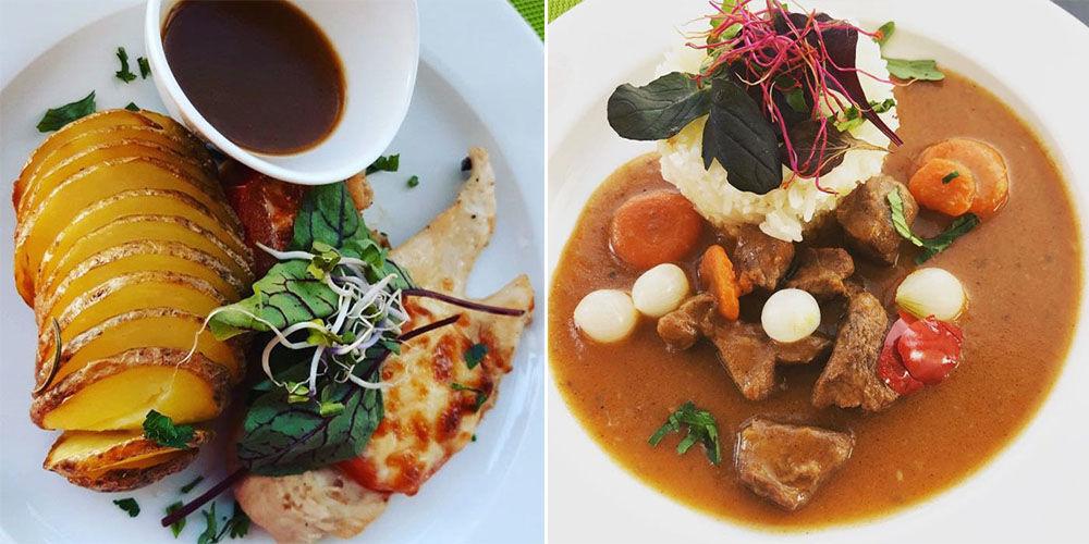 Taste Restaurant Žilina - kvalitné a chutné obedové menu, foto 2