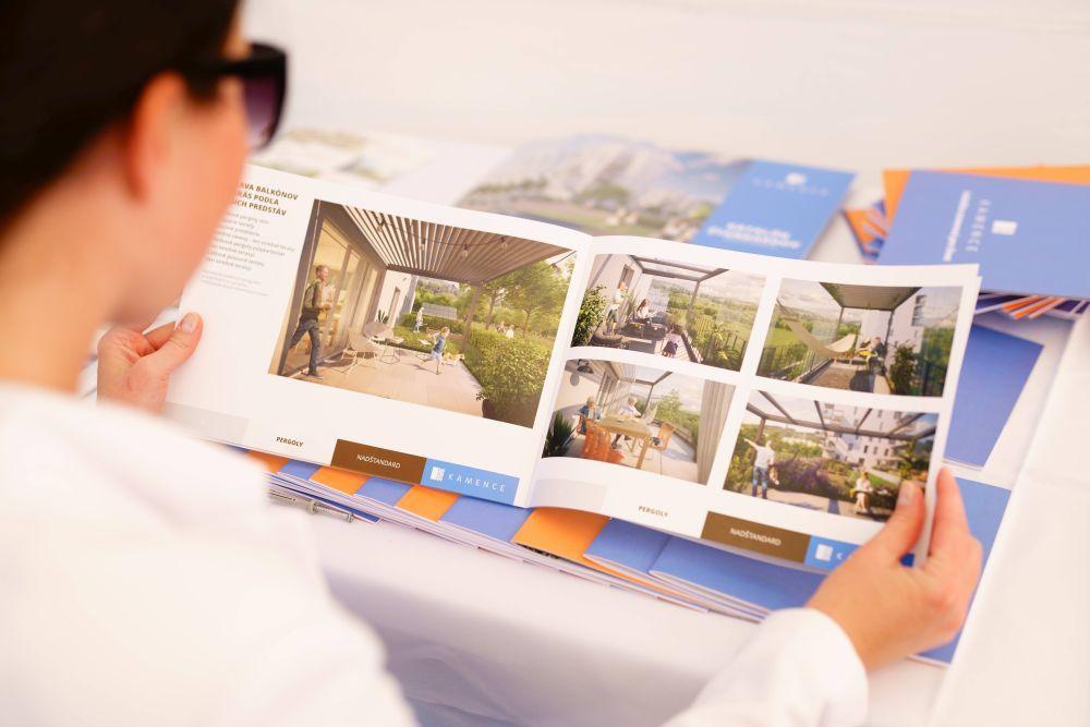 FOTO: V novostavbách Kamence - Kysucké Nové Mesto sprístupnili ukážkový byt, foto 1