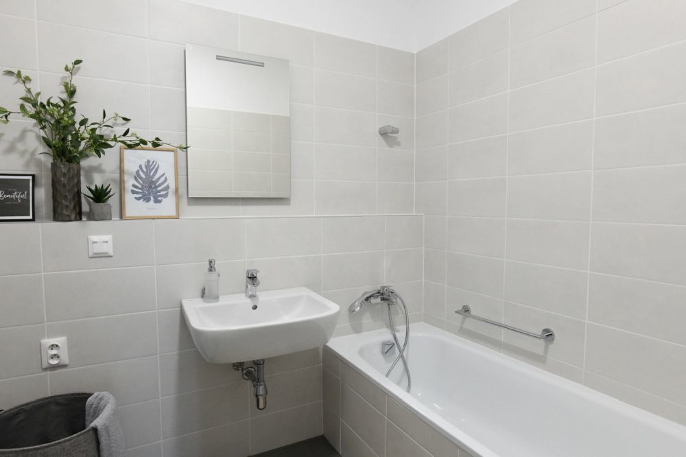 FOTO: V novostavbách Kamence - Kysucké Nové Mesto sprístupnili ukážkový byt, foto 3