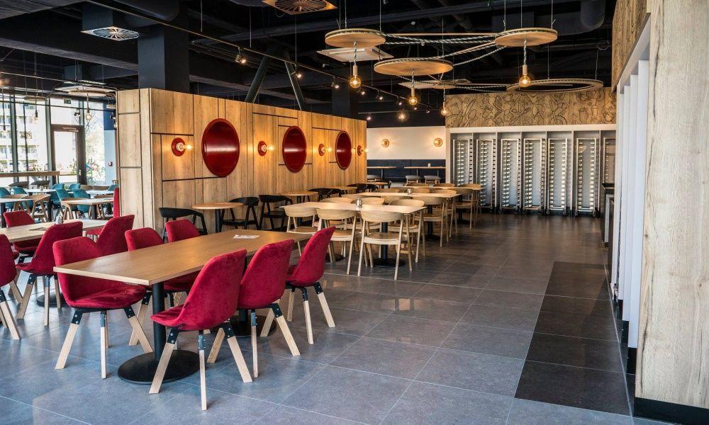 Kantína Poštová - kvalita reštaurácie, rýchlosť fastfoodu, foto 2