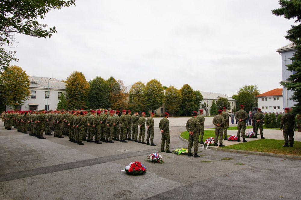 FOTO: Slávnostný akt prepodriadenia útvarov do pôsobnosti veliteľstva Síl pre špeciálne operácie, foto 2