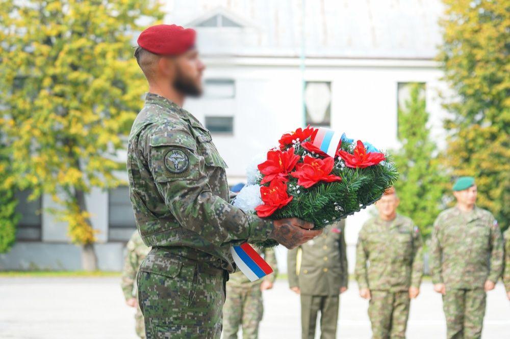 FOTO: Slávnostný akt prepodriadenia útvarov do pôsobnosti veliteľstva Síl pre špeciálne operácie, foto 9