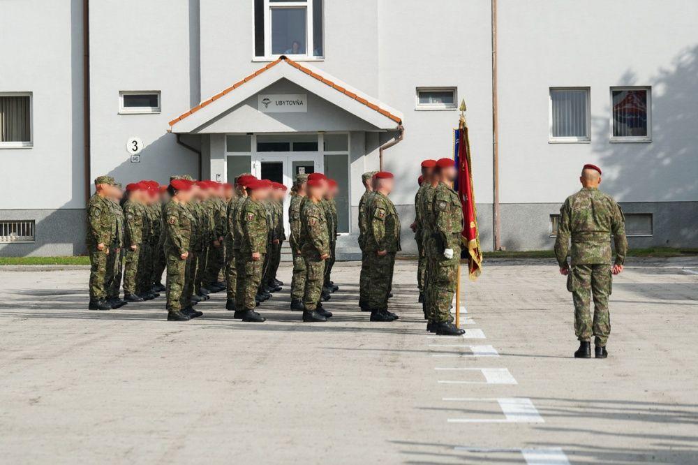 FOTO: Slávnostný akt prepodriadenia útvarov do pôsobnosti veliteľstva Síl pre špeciálne operácie, foto 12