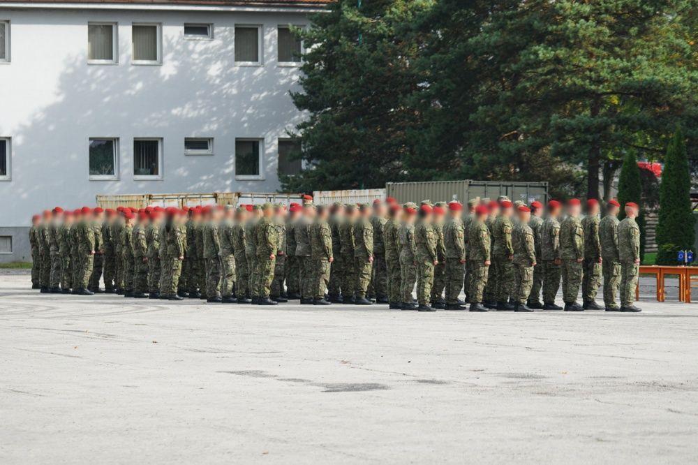 FOTO: Slávnostný akt prepodriadenia útvarov do pôsobnosti veliteľstva Síl pre špeciálne operácie, foto 13