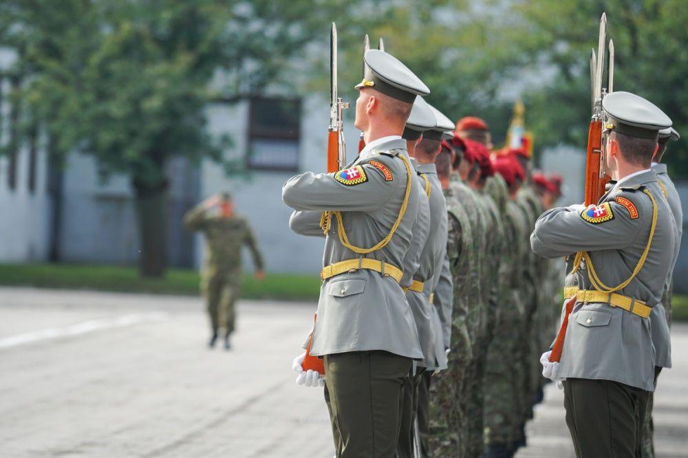 FOTO: Slávnostný akt prepodriadenia útvarov do pôsobnosti veliteľstva Síl pre špeciálne operácie, foto 14