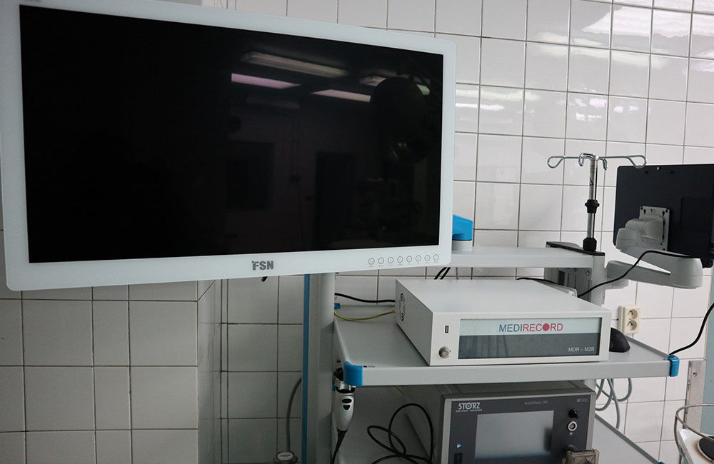 FOTO: Urologické operačné sály v žilinskej nemocnici majú nové vybavenie, foto 4