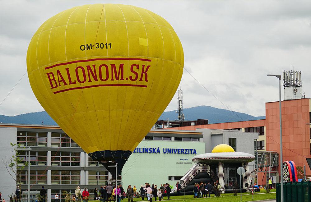 FOTO: Žilinská univerzita otvorila pre verejnosť svoje brány dokorán, foto 1
