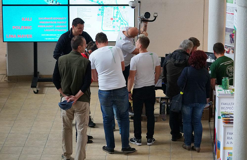 FOTO: Žilinská univerzita otvorila pre verejnosť svoje brány dokorán, foto 5