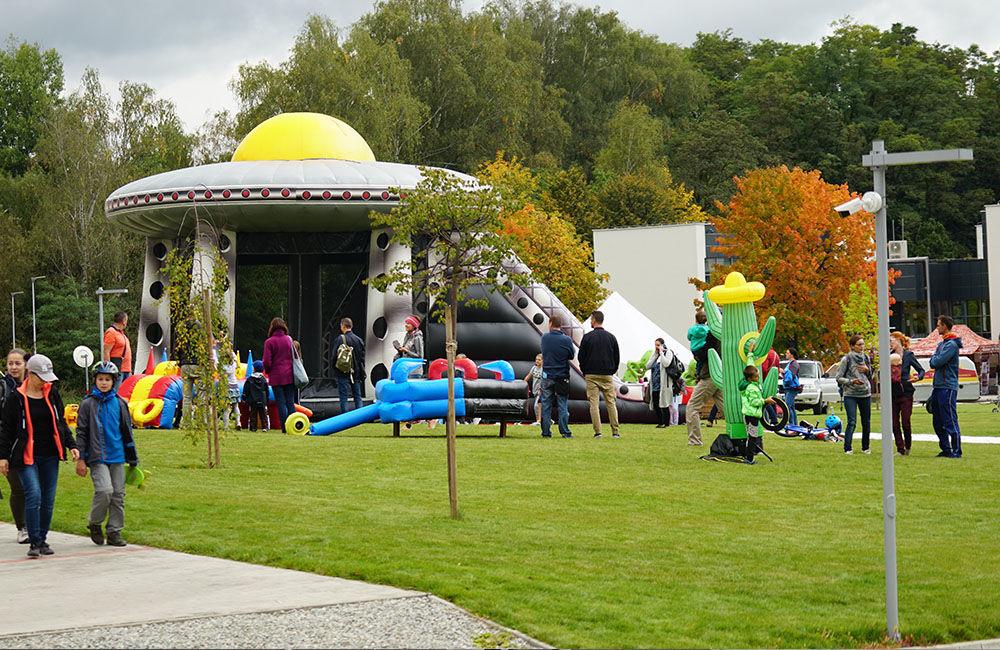 FOTO: Žilinská univerzita otvorila pre verejnosť svoje brány dokorán, foto 22