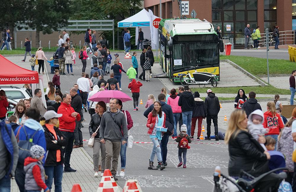 FOTO: Žilinská univerzita otvorila pre verejnosť svoje brány dokorán, foto 26