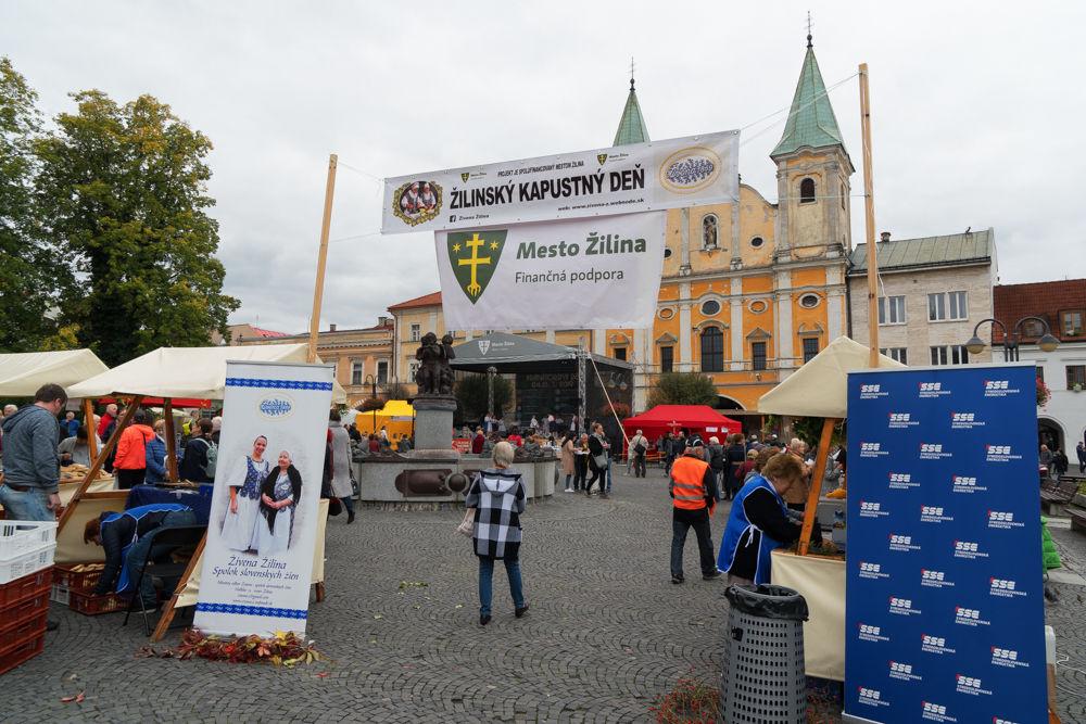 FOTO: Žilinský kapustný deň 2019 na Mariánskom námestí v Žiline, foto 5