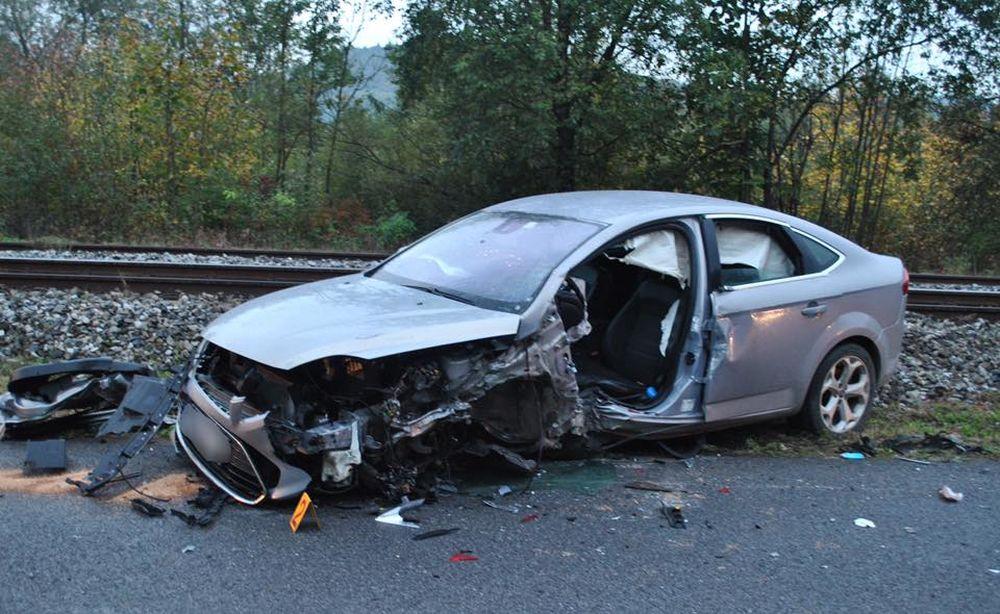 FOTO: Na Orave došlo dnes ráno k ďalšej nehode, polícia vyzýva k opatrnosti, foto 1