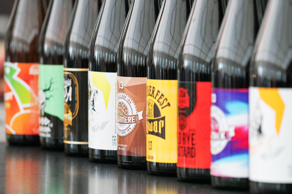 FOTO: Festival remeselného piva BEER FEST vo vyhrievanom stane na Poštovej, foto 11