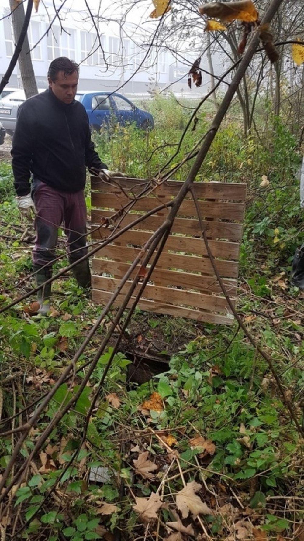 FOTO: Dobrovoľníci opäť vyčistili Čížov jarok v žilinskom lesoparku, foto 2