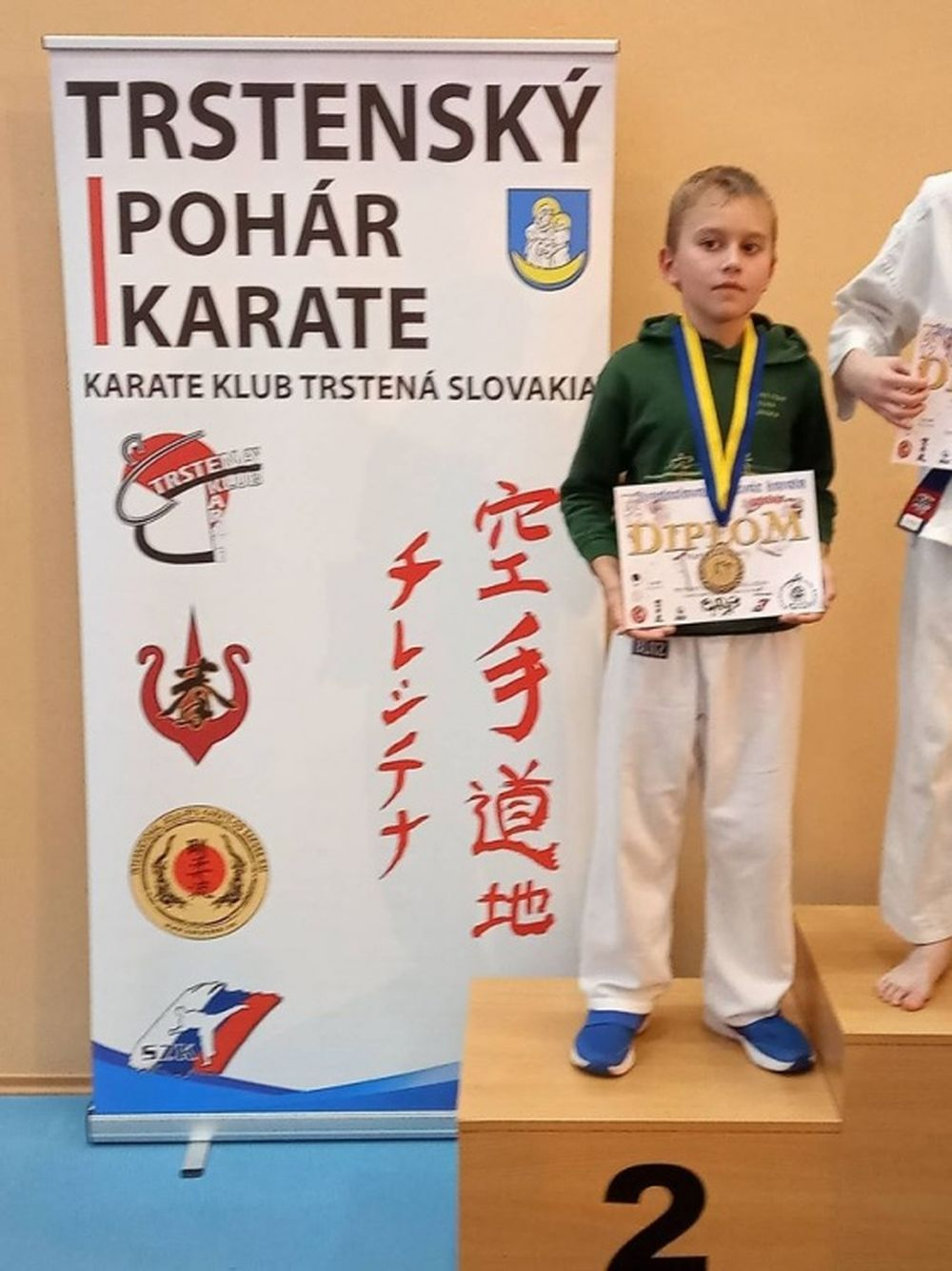 Úspechy AC UNIZA Karate klub Žilina počas októbra, foto 6