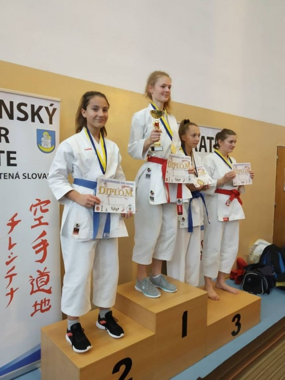 Úspechy AC UNIZA Karate klub Žilina počas októbra, foto 8