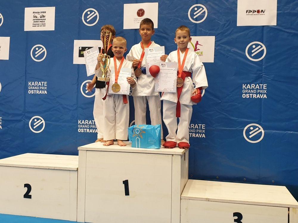 Úspechy AC UNIZA Karate klub Žilina počas októbra, foto 11